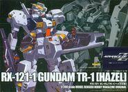 RX-121-1 Gundam TR-1 Hazel