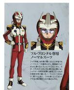 Spacesuit ff
