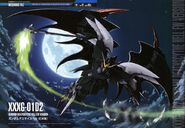 Gundam deathscythe hell ew version