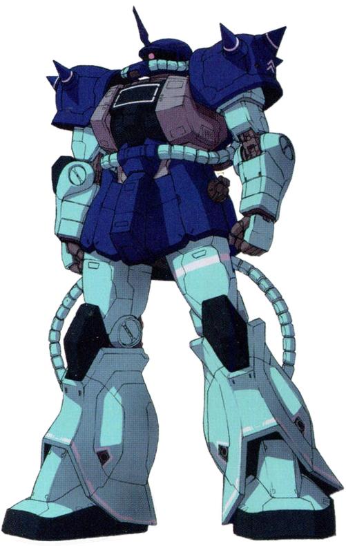 Toys & Hobbies Anime Hearty Bandai Ms-06f Zaku-ii Principality Of Zeon Mass Productive Mobile Suit
