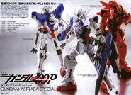 Gundam 00P Special Edition Gundam Astraea X