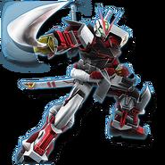 Gundam Diorama Front 3rd MBF-P02 Gundam Astray Red Frame