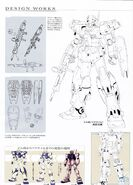 RGM-79C - GM Type C Wagtail - Technical Detail and Design