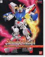Shining Gundam HGEx boxart