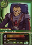 Chara Norris Packard p03 GundamCardBuilder