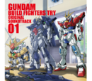 Gundam Build Fighters Try Original Soundtrack 01