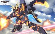 Konachan Banshee Gundam