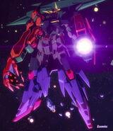 MSF-007SS Gundam Seltsam (Ep 12) 01