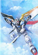 New Mobile Report Gundam Wing Novel3