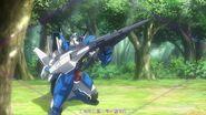 PFF-X7-E3 Earthree Gundam (Ep 18) 01