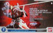 PG Gundam Astray Red Frame -Metallic Ver.-