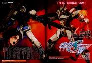 SEED Destiny Astray B battle 08