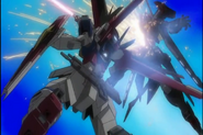 Force Impulse defeats Gaia