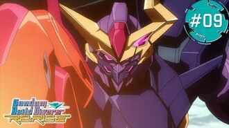 Gundam Build Divers Re RISE – 9 Abyss of Isolation (EN,HK,TW,KR,TH,FR,IT,VN sub)