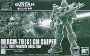 HGUC GM Sniper