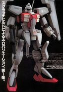 Model Kit MSA-007T Nero Trainer Type3