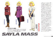 Sayla Mass The Origin Infos 1