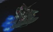 Shackles in Gundam Unicorn ep 3