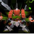 Unit ar verde buster gundam beam rifle