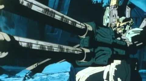 096 XXXG-01H2 Gundam Heavyarms Custom (from Mobile Suit Gundam Wing Endless Waltz)