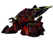 Grand Zam SD Gundam G Generation World