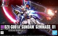 HGAC Gundam Geminass 01