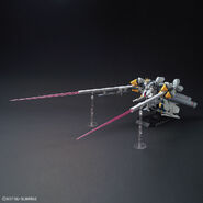 RX-9-A Narrative Gundam A-Packs (Gunpla) (Action Pose 1)
