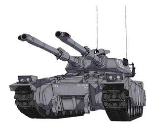 Type61 model2