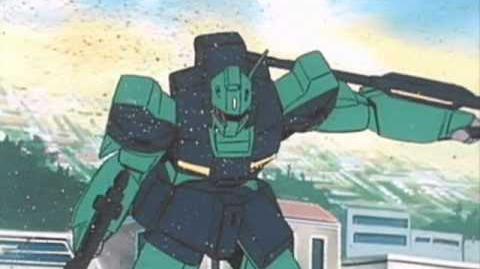 126 MSA-003 Nemo (from Mobile Suit Zeta Gundam)