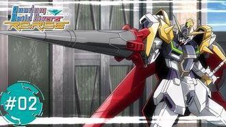 Gundam Build Divers Re RISE – 2 Unknown Mission (EN,HK,TW,KR,TH,FR,IT sub)