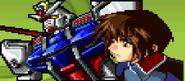 Gundam SEED destiny GBA Kira 1