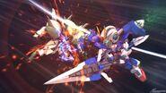 SD Gundam G Generation Crossrays Gundam seven swords G 3