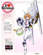 Ν Gundam Sakura