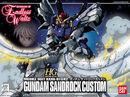 Gundam Sandrock Custom