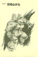 Mobile Suit Gundam Char's Counterattack - Beltorchika's Children RAW 169