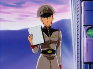 Mobile Suit Gundam Journey to Jaburo PS2 Cutscene 038 Matilda