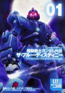 Mobile Suit Gundam Side Story The Blue Destiny Vol.1