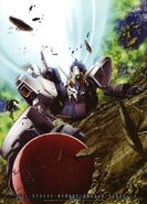 Nu Gundam Calendar