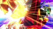 SB-011 Star Burning Gundam (GM's Counterattack) 12