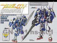 00V Gundam Avalanche Exia II
