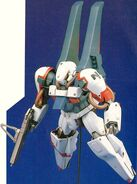 Model Kit - RS-NF-81 SES III Slave Sword Nemo Sword Custom Proto 3 - Front View