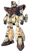 RGM-119D Jamesgun Desert Type