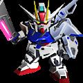 Unit as sword strike gundam