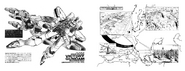 Victory Gundam Novel Nov 2 Illust