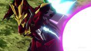 忍ノ参 Ninpulse Gundam 09