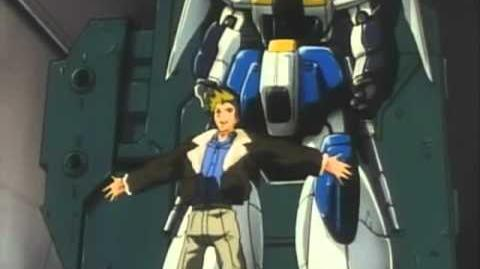 077 GW-9800-B Gundam Airmaster Burst (from After War Gundam X)