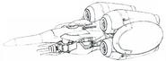 AMA-100C Mass Production Type Z'od-iacok lineart