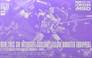 HG GM Intercept Custom (Fellow Booster)