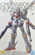 MG Crossbone Gundam X0 Ver.Ka