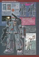 MOBILE SUIT GUNDAM THE ORIGIN MECHANICAL ARCHIVES VOL.16 P1-2